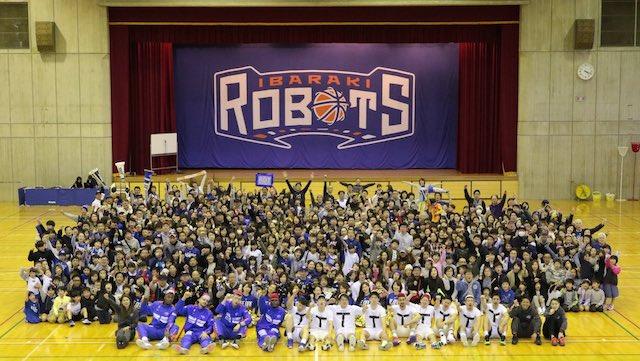 ファン感謝イベント【Robots Fan-Festa 2018-19 ~平成最後のロボッツ運動会~】