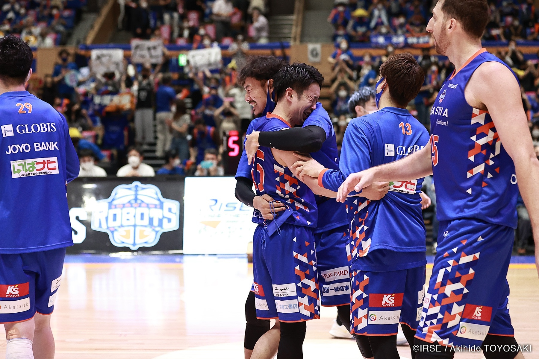 【AFTER GAME】ケーズデンキ presents B2 PLAYOFFS SEMIFINALS 2020-21 仙台戦(5/15~16)~皆で勝ち取ったB1昇格。そして、いざ最終決戦へ~