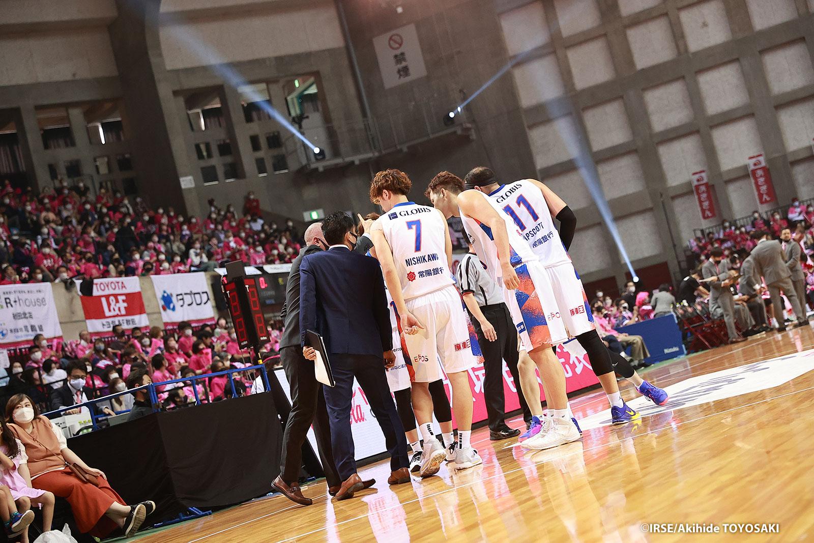 【AFTER GAME】 2021-22 秋田戦(10/2~3)~試練のシーズンの幕開け。経験を糧に道を開け~